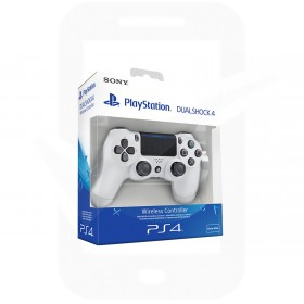 Sony PlayStation Dualshock 4 V2 Controller - Glacier White