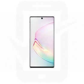 Official Samsung Galaxy Note 10 White LED Cover - EF-KN970CWEGWW