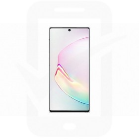Official Samsung Galaxy Note 10+ White LED Cover - EF-KN975CWEGWW