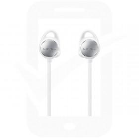 Official Samsung EO-BG930 White Level Active Running Earphones - EO-BG930CWEGWW