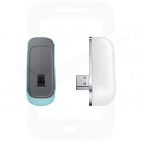 Official Samsung Evo 5.1 Green Battery Pack USB LED CAP Lamp - ET-LA510BLEGWW