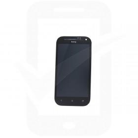 Genuine HTC One SV Black LCD Screen & Digitizer - 80H01421-00