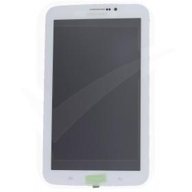 Genuine Samsung Galaxy Tab 3 7.0 3G T211 White LCD Screen & Digitizer - GH97-14816A