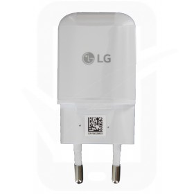 Genuine LG MCS-H05ER / MCS-H05EP 1.8Amp White USB Mains Charging Adapter - EU