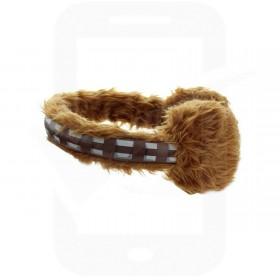 Official Lazerbuilt Star Wars Wookie Headphones / Ear Warmers - HSW-WOOKIE