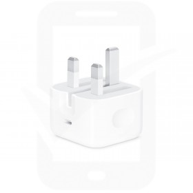 Official Apple 18W USB-C Power Adapter A1696 - MU7W2B/A  - Retail Packed