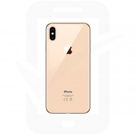 Apple iPhone XS Max 256GB Gold Sim Free / Unlocked Mobile Phone - Apple Exchange Device