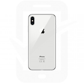 Apple iPhone XS Max 64GB Silver Sim Free / Unlocked Mobile Phone - Apple Exchange Device