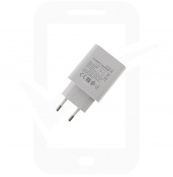 Official Huawei P40 Pro+ 5G ELS-N39 High Voltage Charging Adapter - EU - 02221353