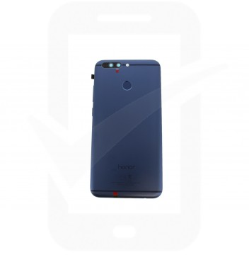 Official Huawei Honor 8 Pro DUK-L09 Navy Blue Battery Cover with Fingerprint Sensor & Battery - 02351FVG