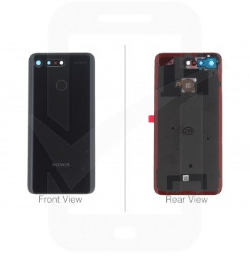 Official Huawei Honor View 20 Black Rear / Battery Cover - 02352LNU
