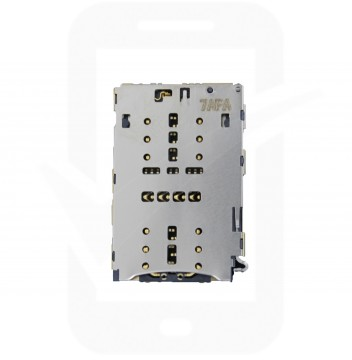 Genuine Huawei P8 Lite, P Smart, Mate 20 Lite Sim Card Reader - 14241025