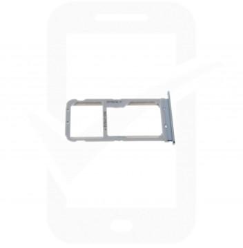 Genuine Honor 9 STF-L09 Grey Sim & Memory Card Tray / Holder - 51661FUY