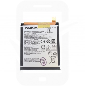Official Nokia 3.1, Nokia 5.1 2018 2900mAH Battery - BPES200001S