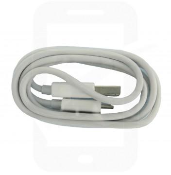 Official LG K4 2017, K8 2017, K10 2017, Q6 M700N White MicroUSB Data Cable - EAD62377927