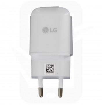 Genuine LG MCS-N04ER 3Amp White USB Mains Charging Adapter - EU