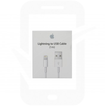 Official Apple MD818 (1m)  Lightning USB Data Cable