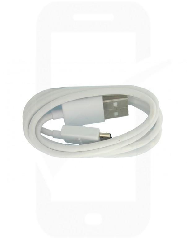 Official LG K4 2017, K8 2017, K10 2017, Q6 M700N White MicroUSB Data Cable - EAD62377921