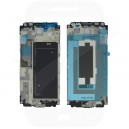 Genuine Samsung G850 Galaxy Alpha LCD Rear Assembly / Chassis Bracket - GH98-33602A