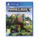 Minecraft Bedrock Sony PlayStation 4 Game