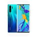 Huawei P30 Pro VOG-L09 128GB Aurora Blue Sim Free / Unlocked Mobile Phone - A-Grade