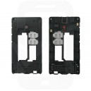 Genuine Microsoft Lumia 435 Dual Sim Chassis / Middle Cover - 02507V3