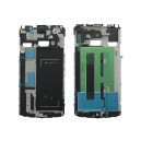 Genuine Samsung N910 Galaxy Note 4 White LCD Bracket Assembly Cover - GH98-34587A