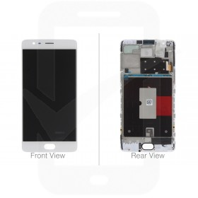 Official OnePlus 3 A3000, OnePlus 3T A3003 Gold LCD Screen & Digitizer - 0404000801