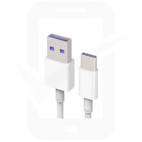 Official Huawei AP71 White SuperCharge Type-C Data Cable