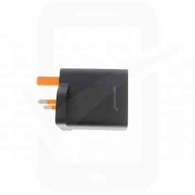 Official OnePlus 6T, 7T Pro UK Mains / Travel Adapter - McLaren Edition - 1091100064