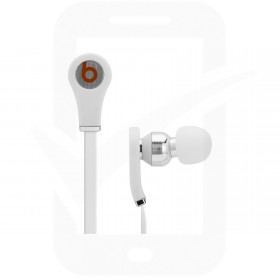 Official Beats by Dr.Dre White Tour In-Ear Headphones - MH6F2ZMA