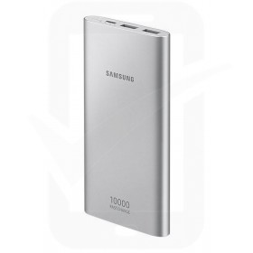 Official Samsung Silver Type-C 10,000mAh Battery Pack - EB-P1100CSEGWW