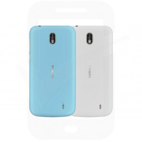 Official Nokia 1 Xpress-On Blue / Grey Cover Dual Pack - 1A21RSR00VA
