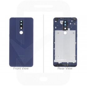 Official Nokia 3.1 Plus Dual Sim TA-1104 Blue Battery Cover - 20ROOLW0003