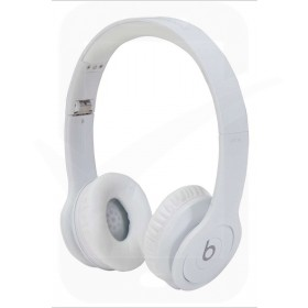 Official Beats By Dr. Dre White Solo HD On-Ear Headphones - MH9E2ZMA