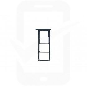 Genuine Huawei Y6 2019 Blue Sim / Memory Card Tray - 51661LSC