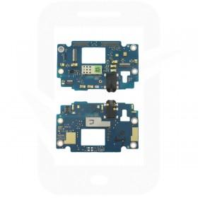 Genuine HTC One Mini 2 (M8 2014) PCBA Upper Board with AV Jack - 54H20504-00M / 51H00965-00M