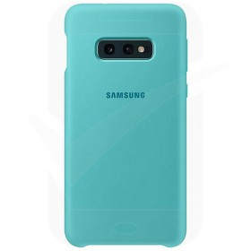 Official Samsung Galaxy S10e Green Silicone Cover / Case - EF-PG970TGEGWW