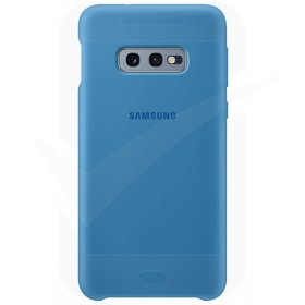 Official Samsung Galaxy S10e Blue Silicone Cover / Case - EF-PG970TLEGWW