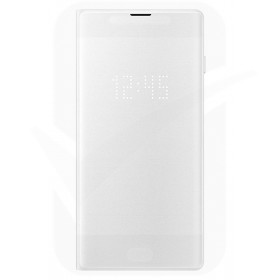 Official Samsung Galaxy S10 White LED Flip Wallet / Case - EF-NG973PWEGWW