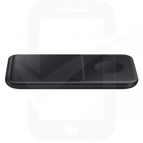 Official Samsung Duo 2 9W Black Wireless Charging Pad - EU