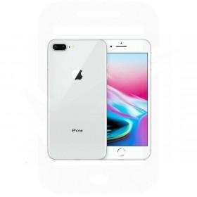 Apple iPhone 8 Plus 64GB Silver Sim Free / Unlocked Mobile Phone - A-Grade