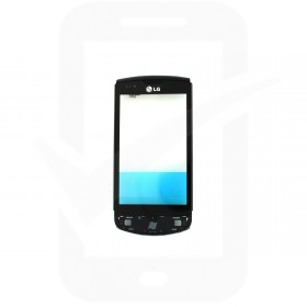 Genuine LG Optimus 7 E900 Black Front Digitizer & Touchscreen - ACGK0176001