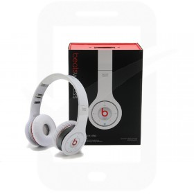 Official Beats By Dr. Dre White Wireless On-Ear Headphones - MH662ZMA