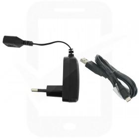 Official Alcatel CBA3001AA0C1 5.0V 550mA Micro USB Mains Charger - EU