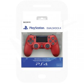 Sony PlayStation Dualshock 4 V2 Controller - Magma Red