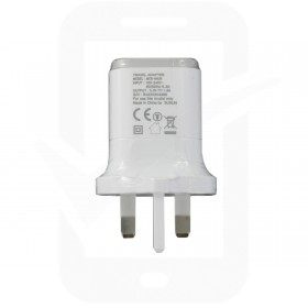 Genuine LG MCS-04UR White USB Mains Charging Adapter