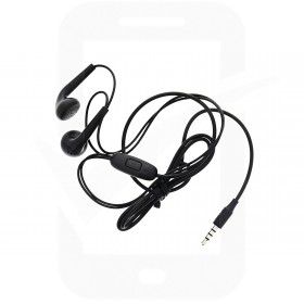 Official LG EAB62209201 Black 3.5mm Stereo Handsfree - Stylus 2 K520