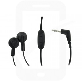 Official LG EAB62808215 / H502Y Black 3.5mm Stereo Handsfree - L70 D320