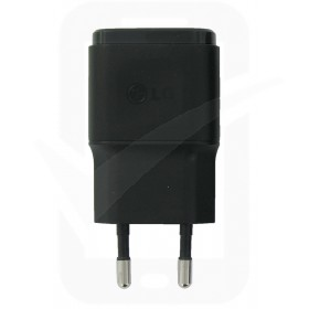 Genuine LG MCS-02ER Black USB Mains Charging Adapter - EU - EAY62709906